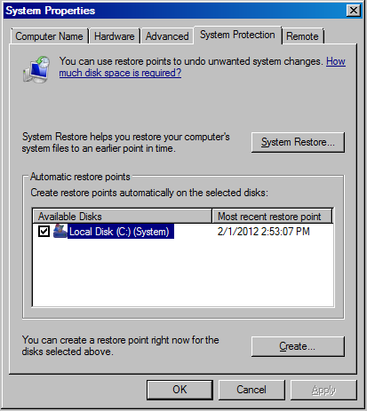 NTFS File System Overview