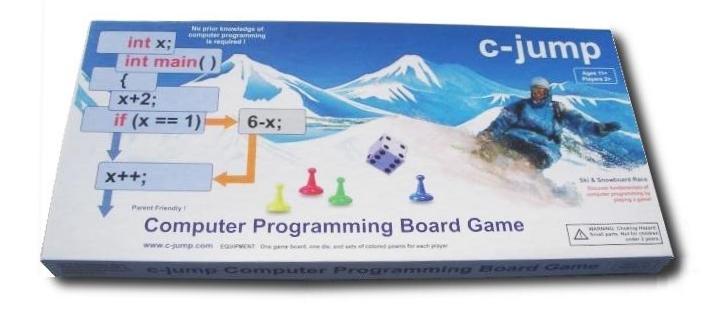 c-jump board game